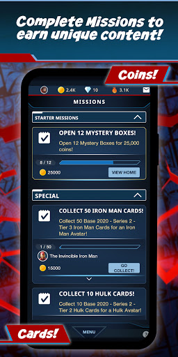Marvel Collect! by Toppsu00ae Card Trader screenshots 7