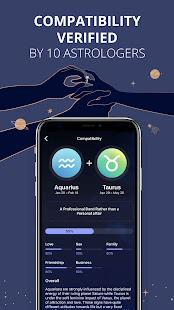 Nebula: Horoscope & Astrologyu2013Zodiac Compatibility 4.7.2 Screenshots 2
