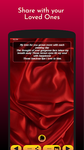 Code Triche Love Messages for Girlfriend - Share Love Quotes (Astuce) APK MOD screenshots 5