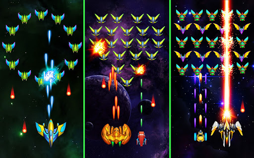 Galaxy Invaders: Alien Shooter -Free Shooting Game 1.9.2 Screenshots 15