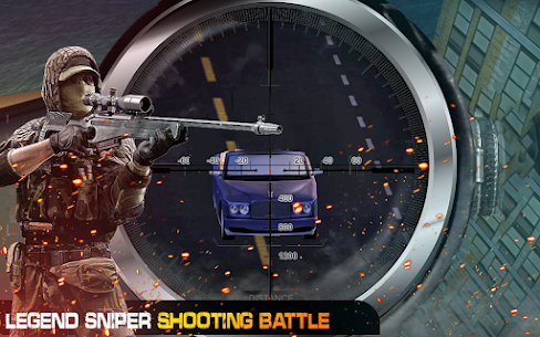 Realistic Sniper Shooter 3D – FPS Shooting 2021 5
