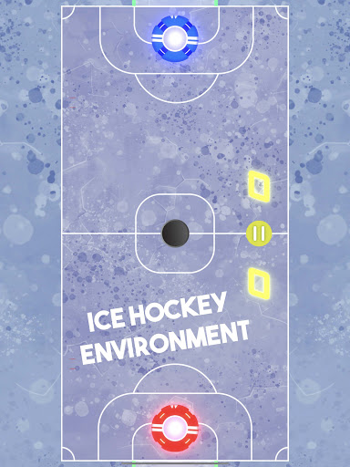 Air Hockey Glow HD screenshots 20