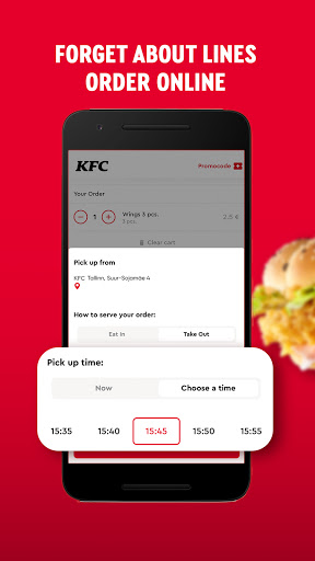 KFC - Coupons, Special Offers, Discounts 6.2.4 Screenshots 2