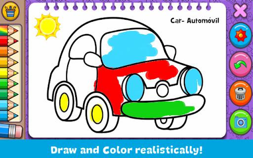Coloring & Learn 1.132 screenshots 1