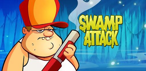 Swamp Attack Apk