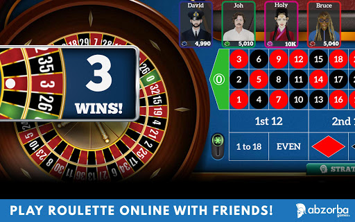 Roulette Live - Real Casino Roulette tables 5.4.3 screenshots 4
