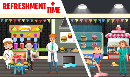My Pretend Play Hospital Games: Doctor Town Life  screenshots 17
