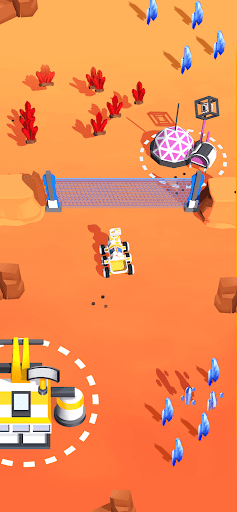 Space Rover: Idle planet mining tycoon simulator  screenshots 4