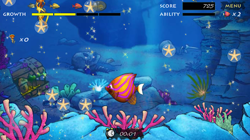 Fish Feeding Frenzy  screenshots 7