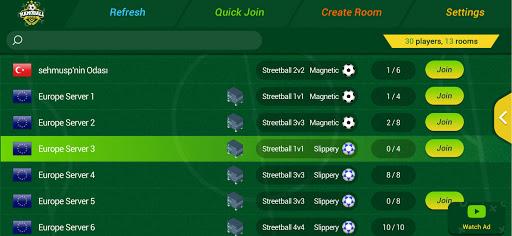 MamoBall - 4v4 Online Soccer - NO BOTS!! apktram screenshots 6