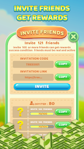 Tree For Money – Tap to Go and Grow 5