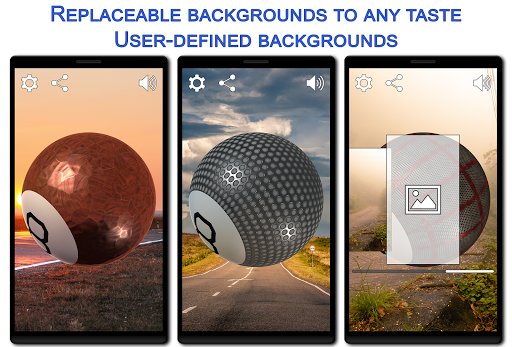 Magic 8 Ball 3D 1.0.1216 screenshots 2