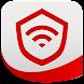 フリーWi-Fiプロテクション: VPNで通信を暗号化