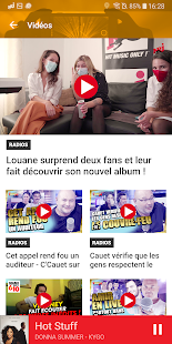 NRJ Radio Screenshot