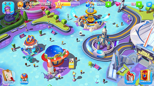 Disney Magic Kingdoms: Build Your Own Magical Park 5.5.0l screenshots 7
