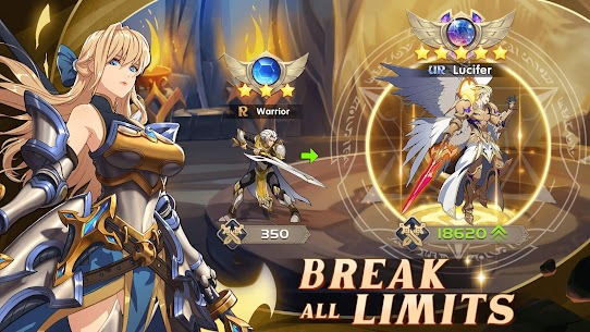 Mythic Heroes  Idle RPG Apk Download NEW 2021 2