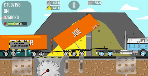 Trucker Joe 0.1.96 screenshots 3