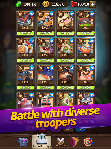 Nano Legends screenshots 10