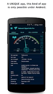 Download Network Signal Info Pro v5.69.42 (Paid) 1
