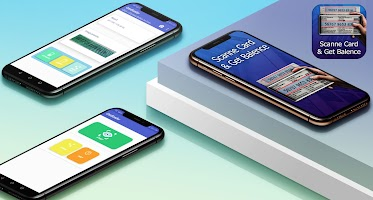 Recharge Mobile Card Scanner