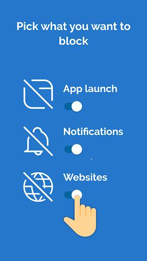 AppBlock - Stay Focused (Block Websites & Apps)  Screenshots 3