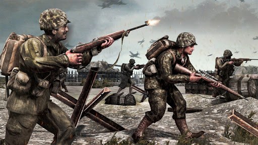 Call Of Courage : WW2 FPS Action Game  Screenshots 8