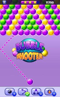 バブルシューター : Bubble Shooterのおすすめ画像1
