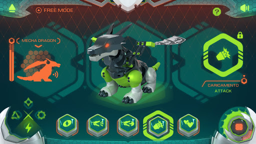 Mecha Dragon 1.1 screenshots 5