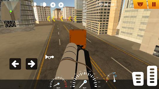 Truck Sims : Monster Truck Transport Sim 4