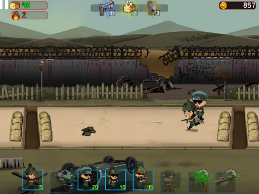 War Troops: Military Strategy Game for Free  Screenshots 9