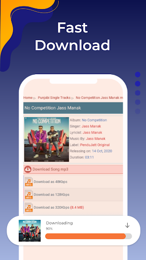 Browser Go - Fast & Secure, Web browser, News android2mod screenshots 5