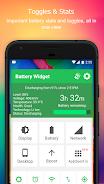 دانلود Battery Widget % Level Indicator Free اندروید