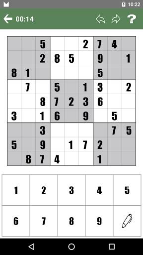 Free Sudoku screenshots 1