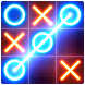 Tic Tac Toe glow - Puzzle Game - Androidアプリ