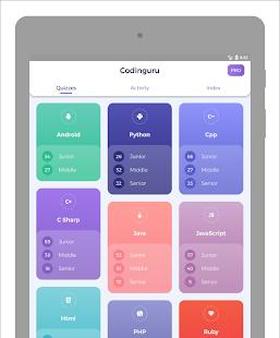 Codinguru: Learn Programming with quiz