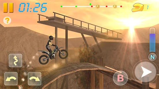 Bike Racing 3D Screenshot