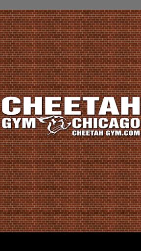 Cheetah Gym screenshot 1