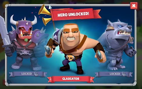 Download Game of Warriors MOD Apk [Unlimited Coins] For Android 4