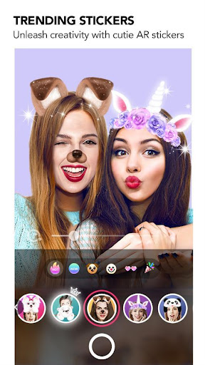 Sweet Camera - Selfie Beauty Camera, Filters 1.3 Screenshots 5