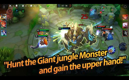 League of Masters: Legend PvP MOBA Summon Champion 1.37 Screenshots 8