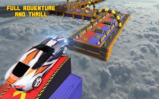 AR Car Racing Stunts- Mega Ramp Car Driving 2021