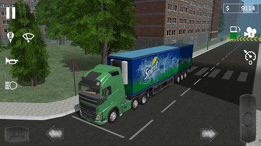 Code Triche Cargo Transport Simulator (Astuce) APK MOD screenshots 4