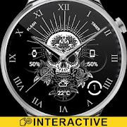 Skull Wear Watch Face  Icon