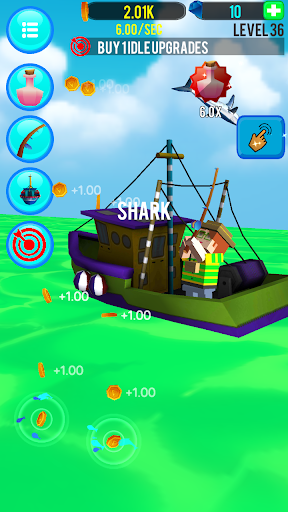 Fishing Clicker Game  screenshots 7