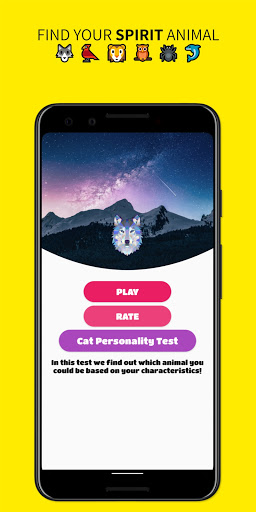 Which Animal Are You? - Personality test 11.0.106 screenshots 1