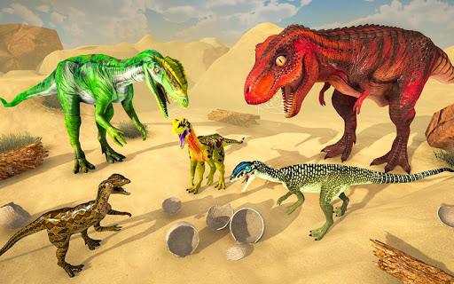 Dinosaur Games Simulator Dino Attack 3D  screenshots 6