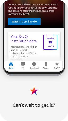 My Sky | TV, Broadband, Mobile android2mod screenshots 6