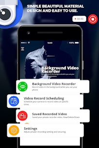 Background Video Recorder  For Pc – Free Download – Windows And Mac 1