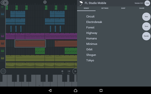 FL Studio Mobile apkpoly screenshots 9