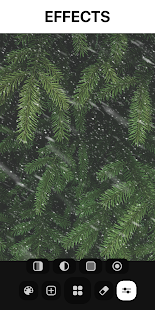 Just Snow – Foto Effekte Screenshot